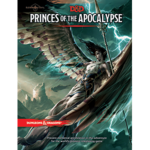 Wizards of the Coast Dungeons and Dragons Fifth Edition: Princes of the Apocalypse Hardcover