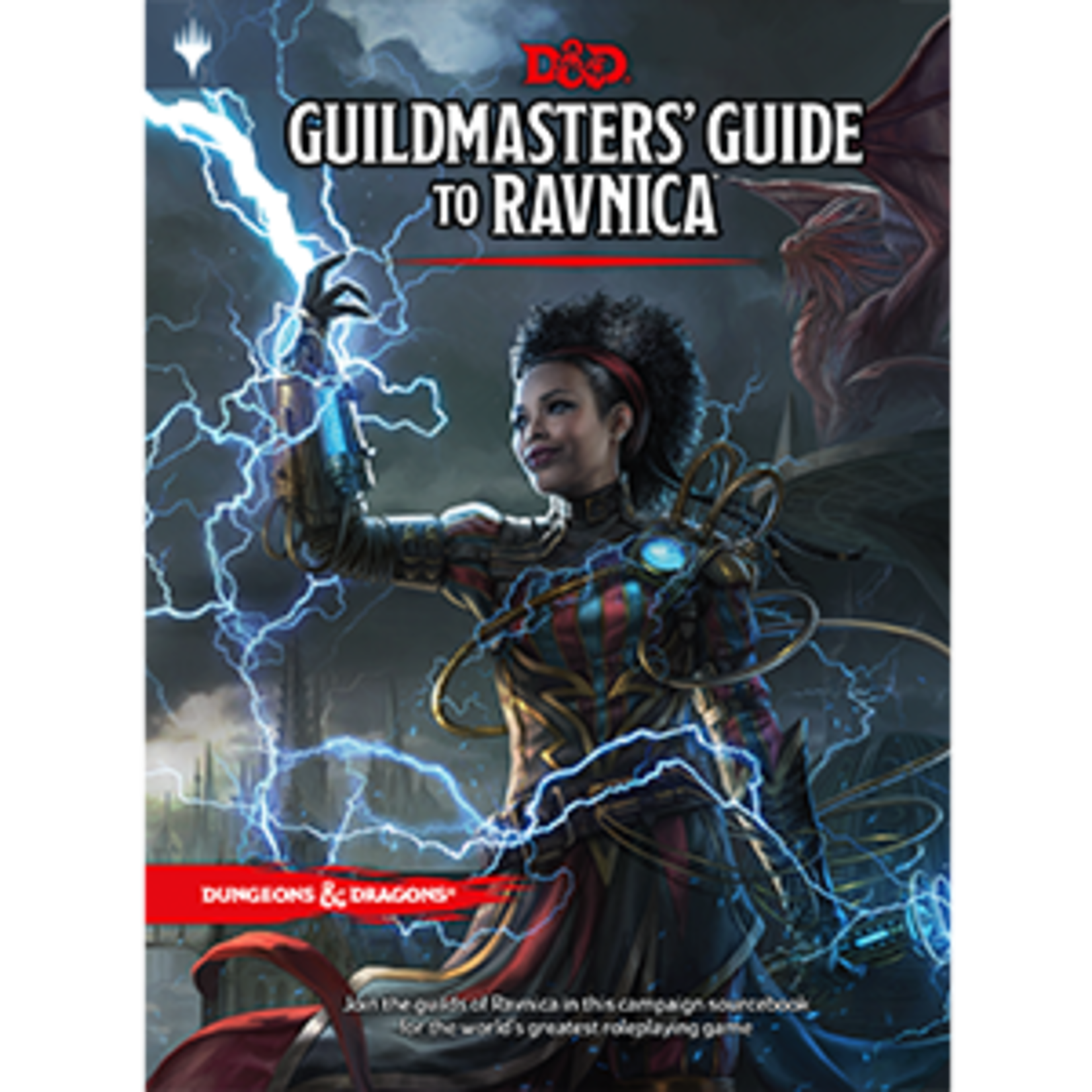 Wizards of the Coast Dungeons and Dragons Fifth Edition: Guildmasters Guide to Ravnica