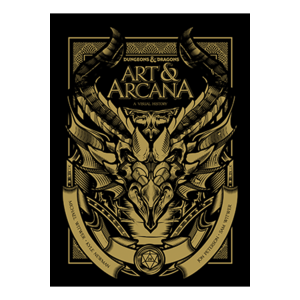 Dungeons and Dragons: Art and Arcana - Special Alternate Edition