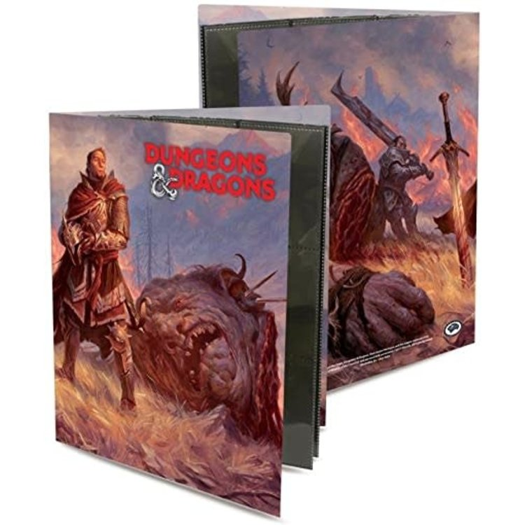 Ultra Pro Dungeons and Dragons Character Folio: Giant Killer