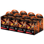 WizKids Dungeons and Dragons 5th Edition: Descent into Avernus Miniatures Booster Brick (8)