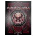 Wizards of the Coast Dungeons and Dragons 5th Edition: Descent into Avernus [ALTERNATE COVER]