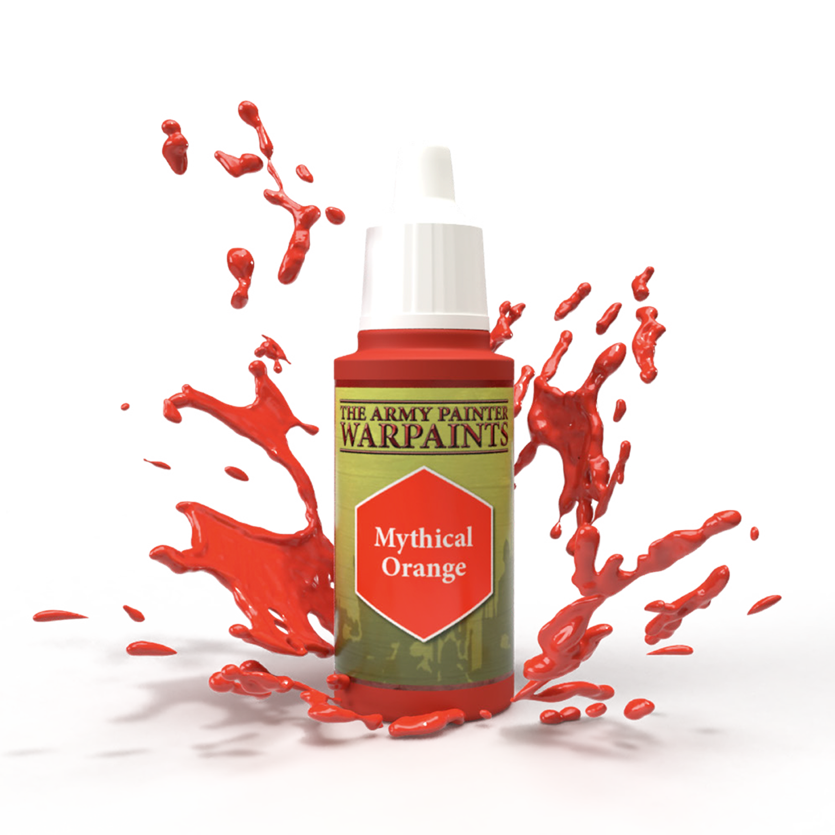 The Army Painter The Army Painter: Warpaints:  Mythical Orange