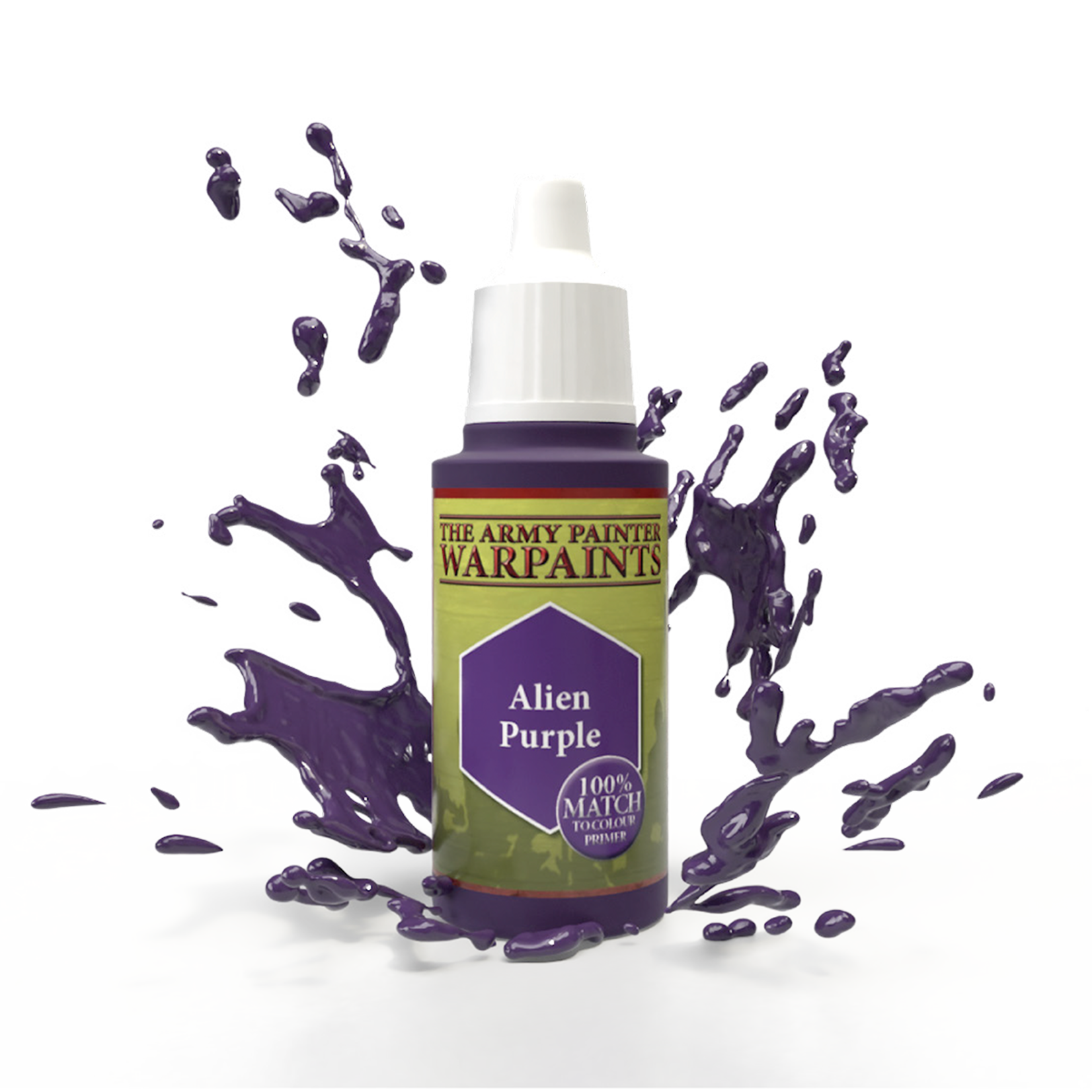The Army Painter Warpaints: Alien Purple 18ml