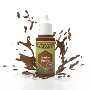 The Army Painter The Army Painter: Warpaints:  Leather Brown