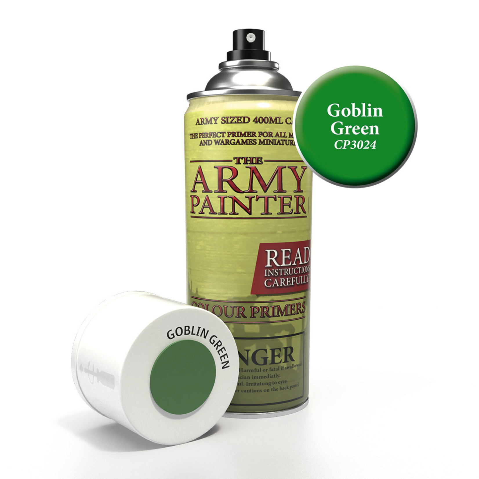 The Army Painter The Army Painter: Primer:  Goblin Green