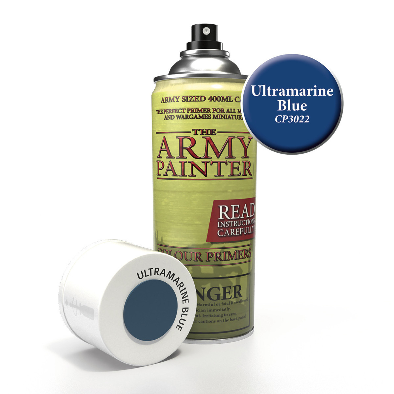 The Army Painter The Army Painter: Primer:  Ultramarine Blue