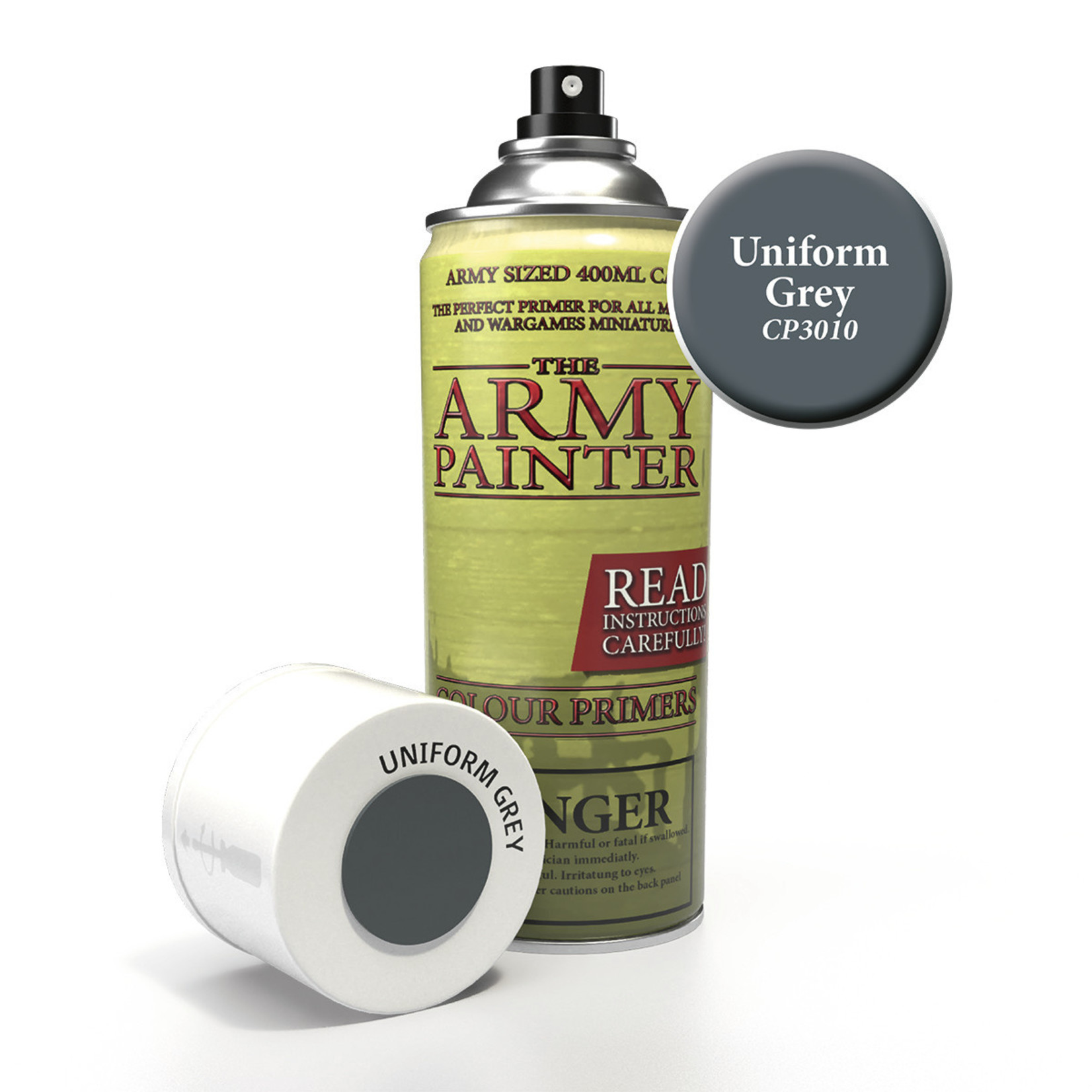 The Army Painter The Army Painter: Primer: Uniform Grey
