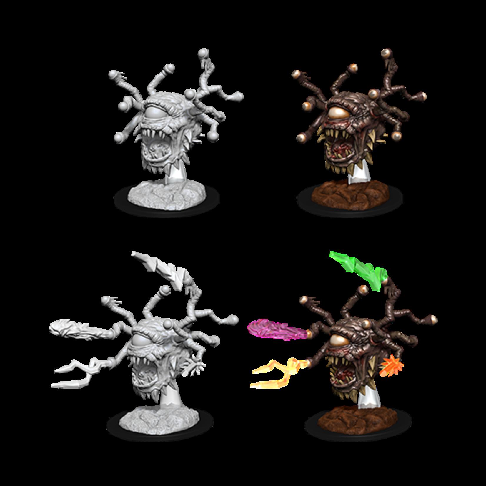 WizKids D&D Nolzur's Marvelous Miniatures: Beholder Zombie (W11)