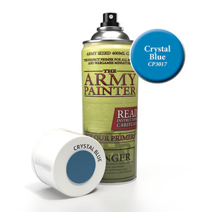 The Army Painter The Army Painter: Primer:  Crystal Blue