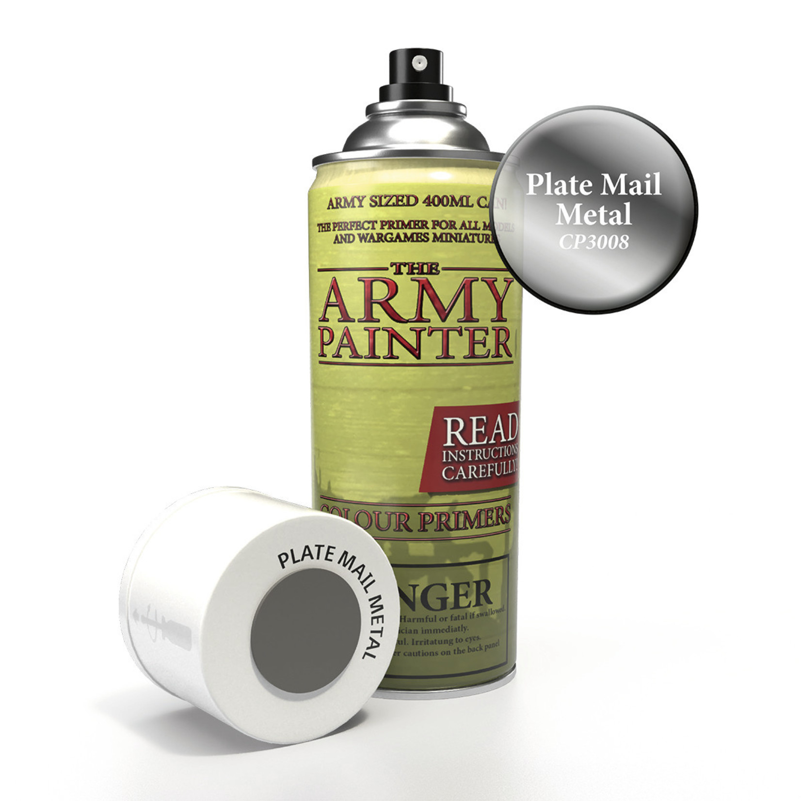 The Army Painter The Army Painter: Primer:  Platemail Metal