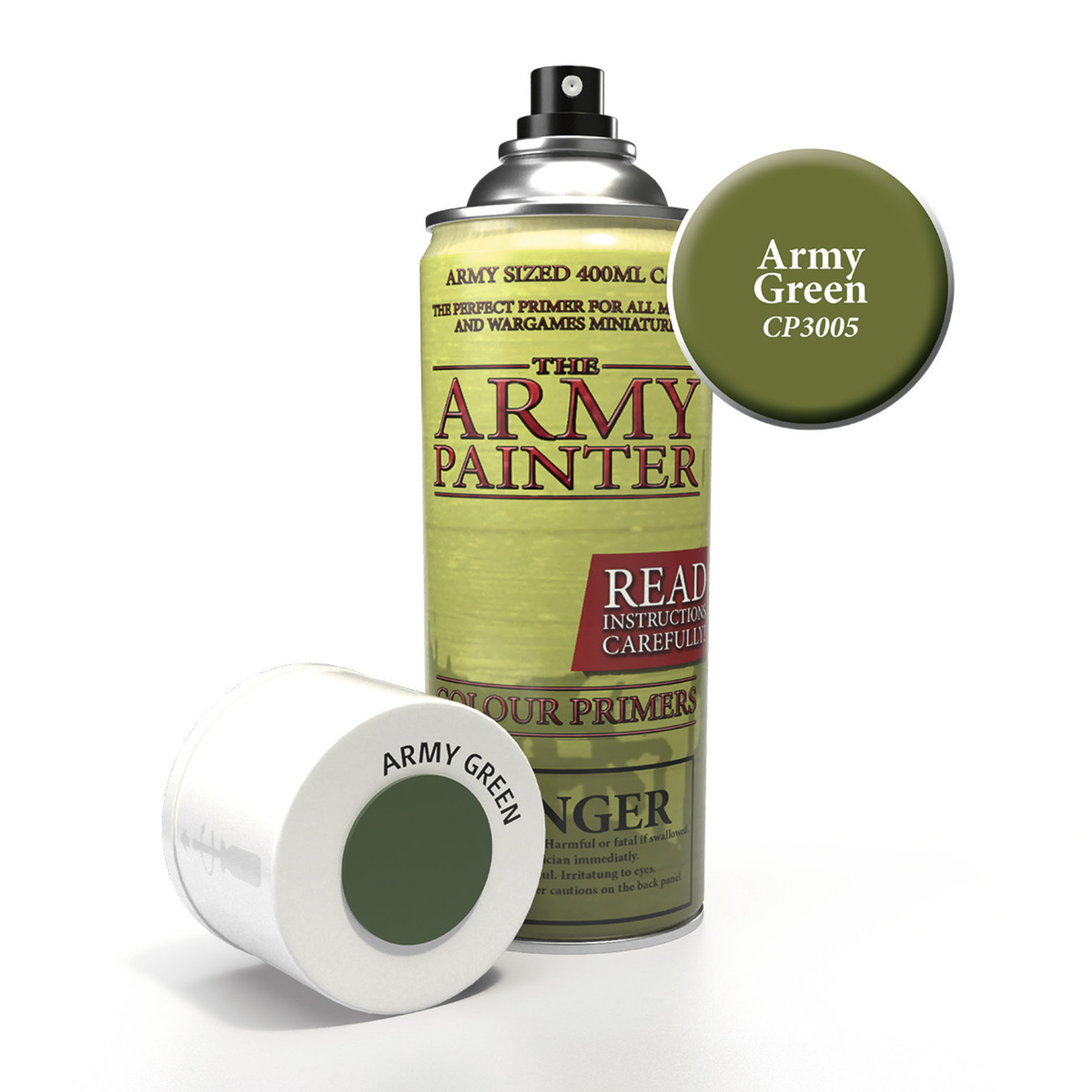 The Army Painter The Army Painter: Primer:  Army Green