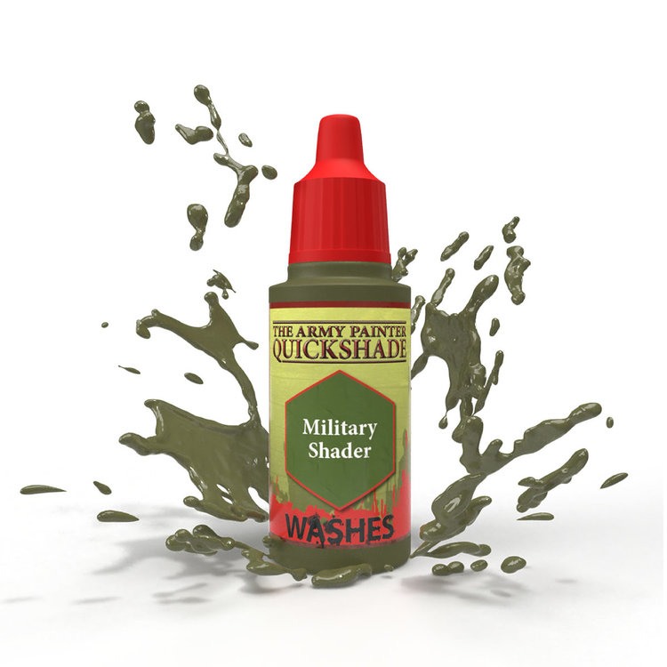 The Army Painter The Army Painter: Washes:  Military Shader
