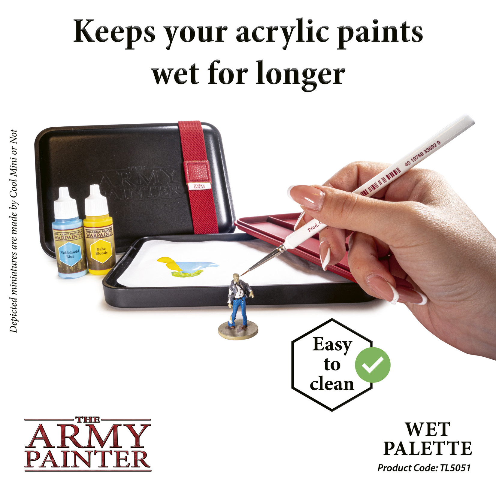 The Army Painter The Army Painter: Wet Palette