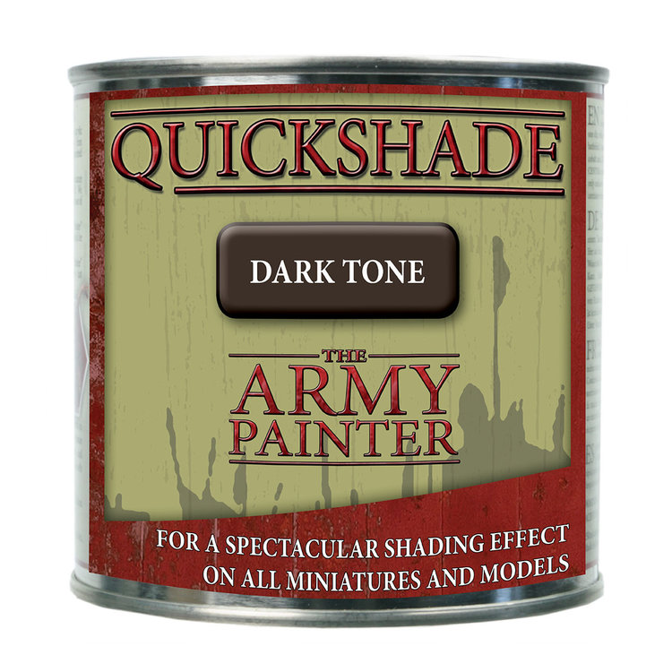 The Army Painter The Army Painter: Quickshade Dark Tone (Can)
