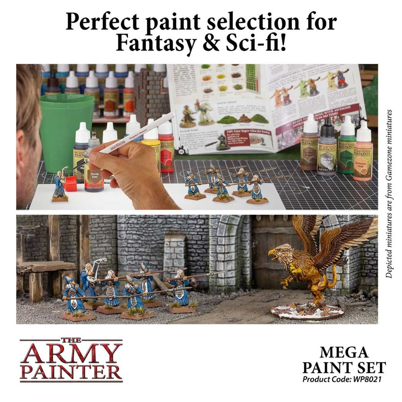 The Army Painter The Army Painter: Megapaint Set