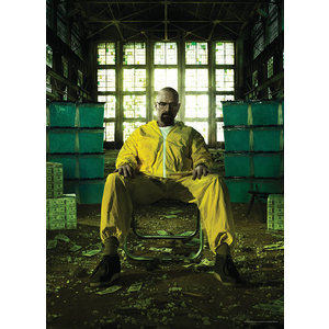 USAoploy The OP - 1000 Piece Puzzle: Breaking Bad