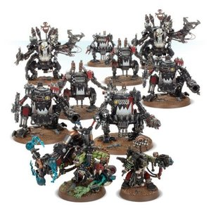Games Workshop Warhammer 40k Apocalypse: Orks: Spearhead Detachment