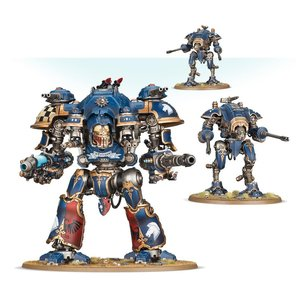 Games Workshop Warhammer 40k Apocalypse: Imperial Knights: Super-heavy Detachment