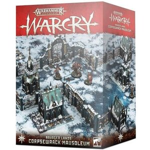 Games Workshop Warhammer Age of Sigmar: Warcry Corpsewrack Mausoleum