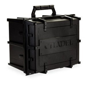 Games Workshop Citadel Battle Figure Case
