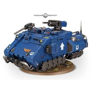 Games Workshop Warhammer 40k: Space Marines: Primaris Impulsor