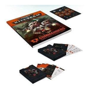Games Workshop Warhammer 40k: Kill Team: Commanders