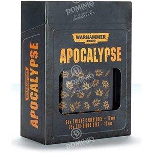 Games Workshop Warhammer 40k Apocalypse: Dice