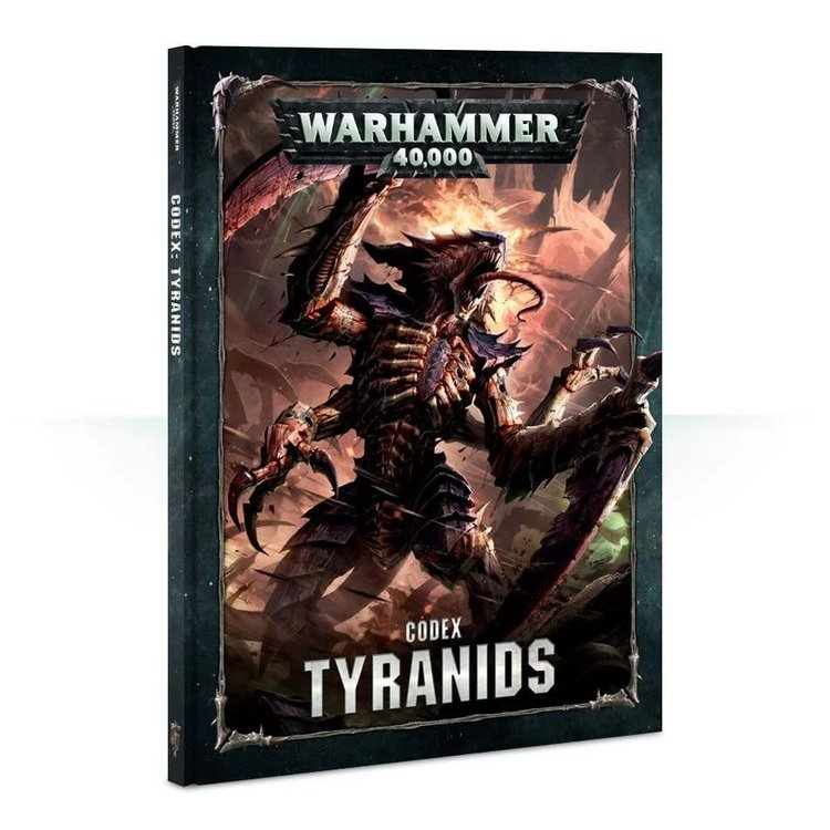 Games Workshop Warhammer 40k: Tyranids - Codex