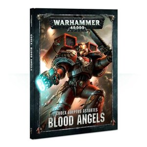 Games Workshop Warhammer 40k: Blood Angels Codex
