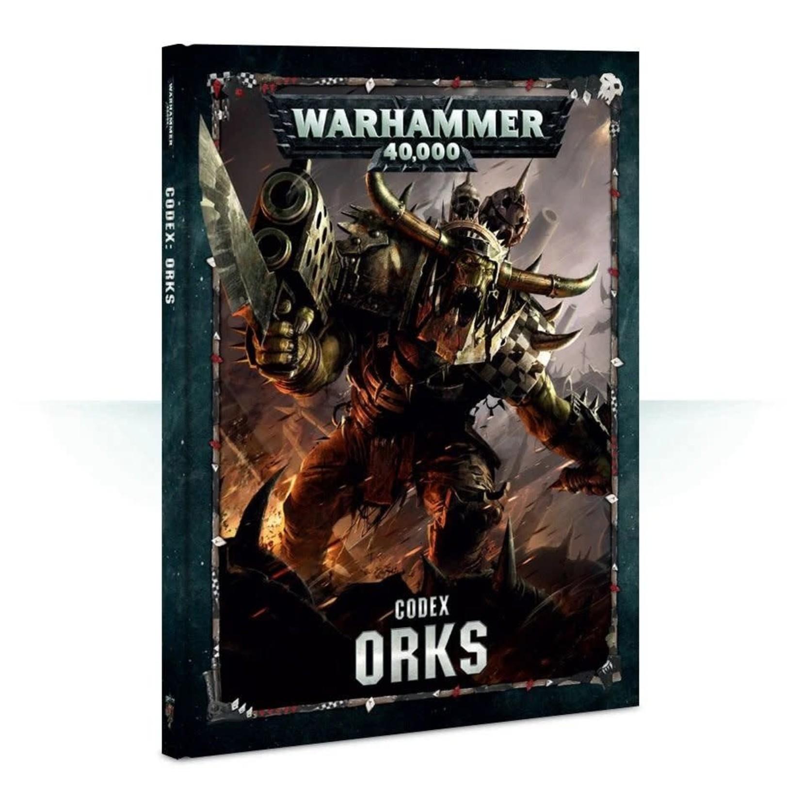 Games Workshop Warhammer 40k: Orks - Codex (OLD)