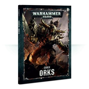 Games Workshop Warhammer 40k: Orks - Codex