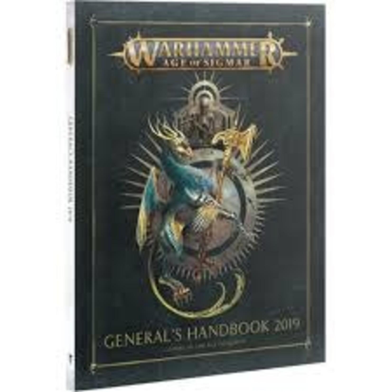 Games Workshop Warhammer Age of Sigmar: General's Handbook 2019