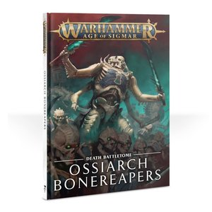 Games Workshop Warhammer Age of Sigmar: Battletome: Ossiarch Bonereapers