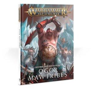 Games Workshop Warhamme Age of Sigmar: Battletome: Ogar Mawtribes