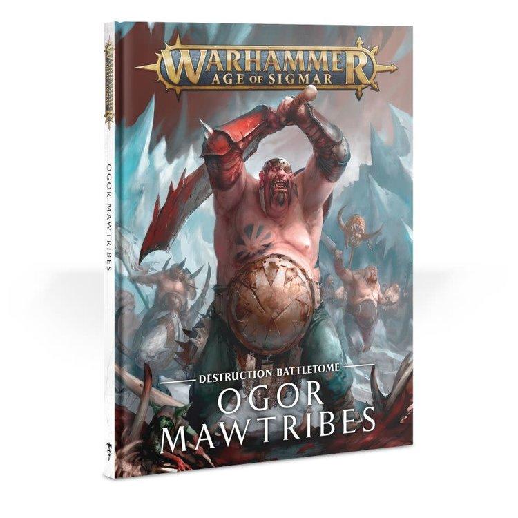 Games Workshop Warhammer Age of Sigmar: Battletome - Ogor Mawtribes