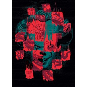 USAoploy The OP - 1000 Piece Puzzle: IT Chapter Two: Faces of Pennywise