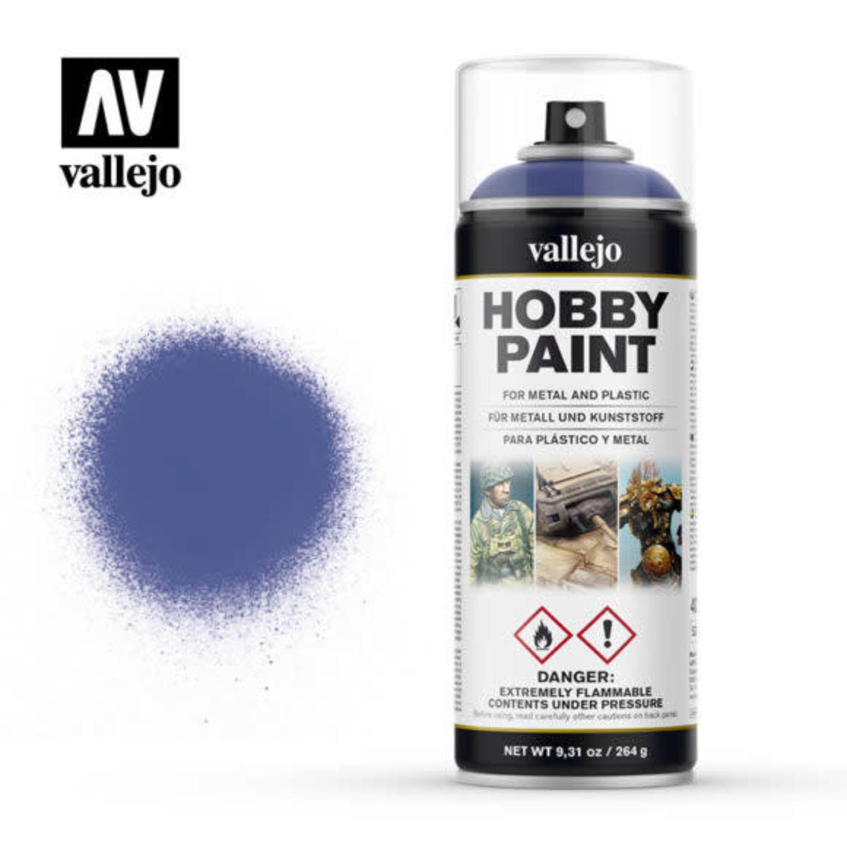 Vallejo Vallejo: Spray Primer: Ultramarine Blue