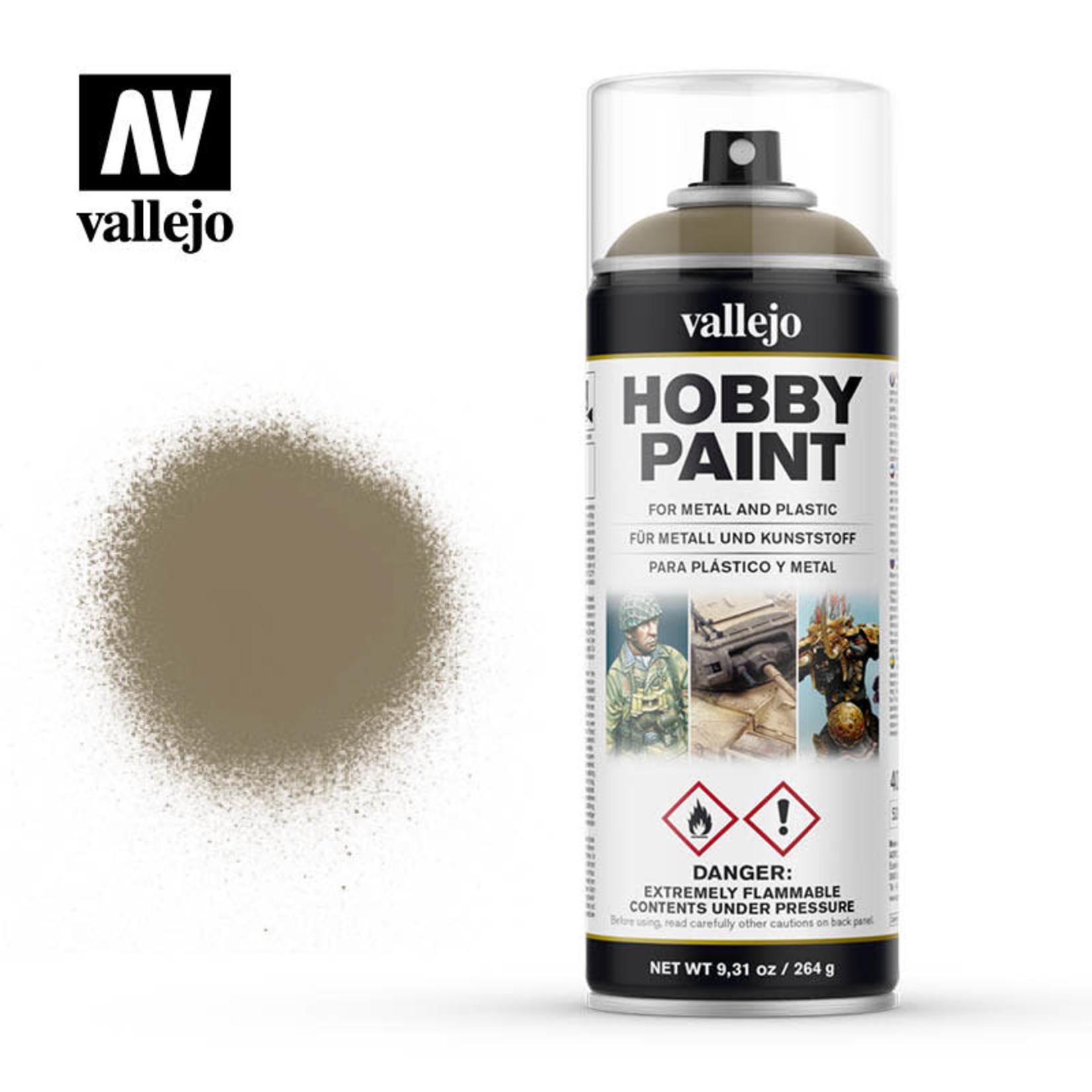 Vallejo Vallejo: Spray Primer: US Khaki