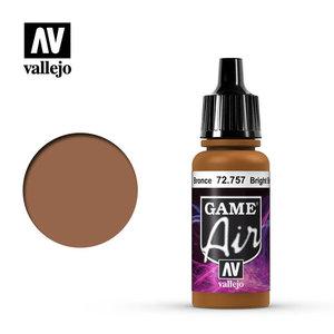Vallejo Vallejo: Game Air: Bright Bronze