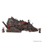 Wizards of the Coast Dungeons and Dragons 5th Edition: Descent into Avernus Infernal War Machine