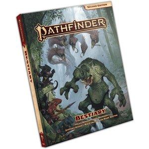 Paizo Pathfinder Second Edition: Bestiary
