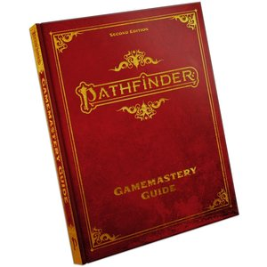 Paizo Pathfinder Second Edition: Gamemastery Guide (Spec Ed)
