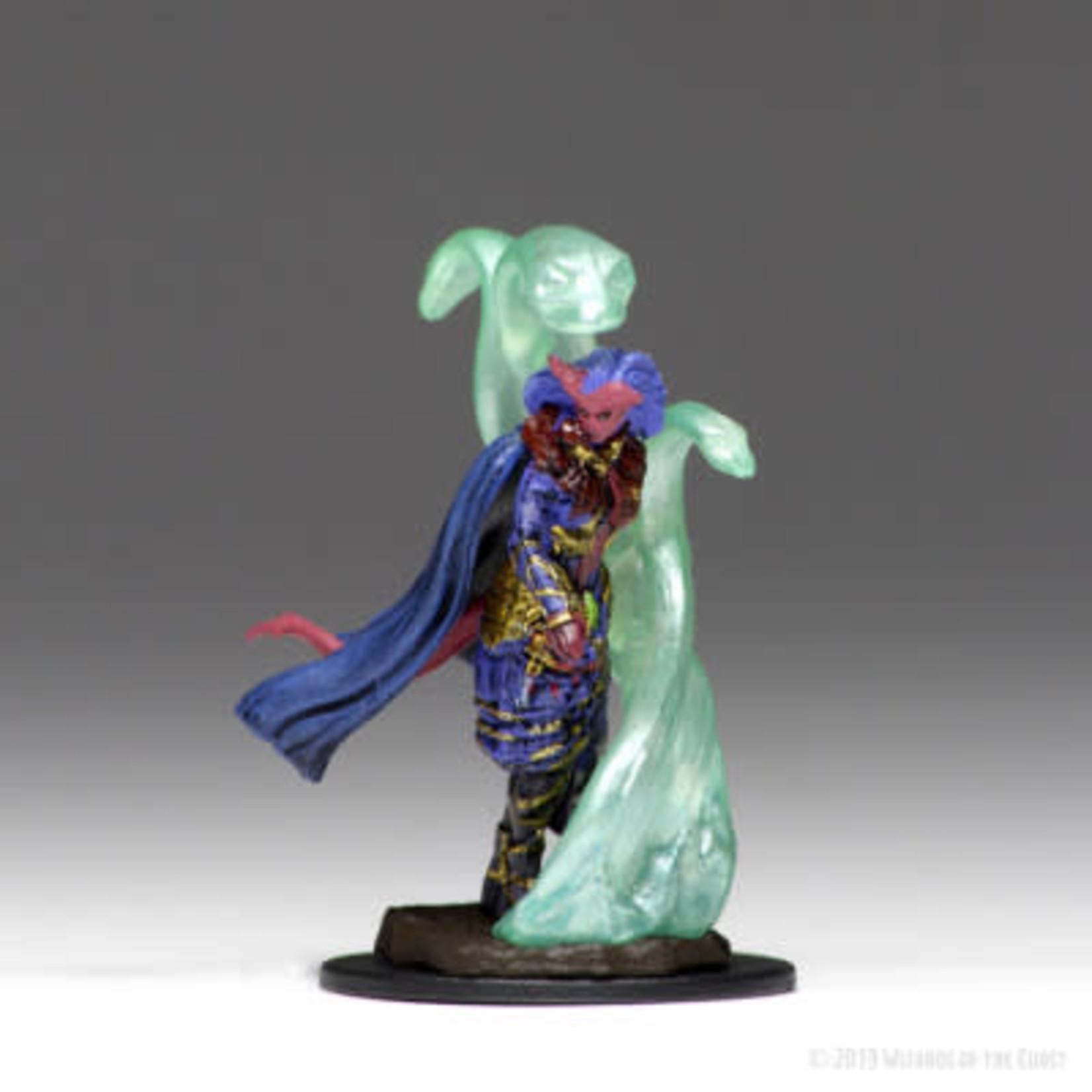 WizKids WizKids D&D Icons of the Realms Premium Figure: Tiefling Female Sorcerer