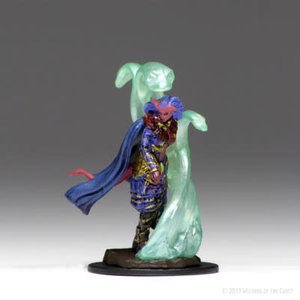 WizKids WizKids D&D Icons of the Realms Premium Figure: Tiefling Female Sorcerer