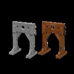 WizKids WizKids Deep Cuts Unpainted Miniatures: Stocks (W6)