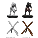 WizKids WizKids Deep Cuts Unpainted Miniatures: Assistant & Torture Cross (W6)