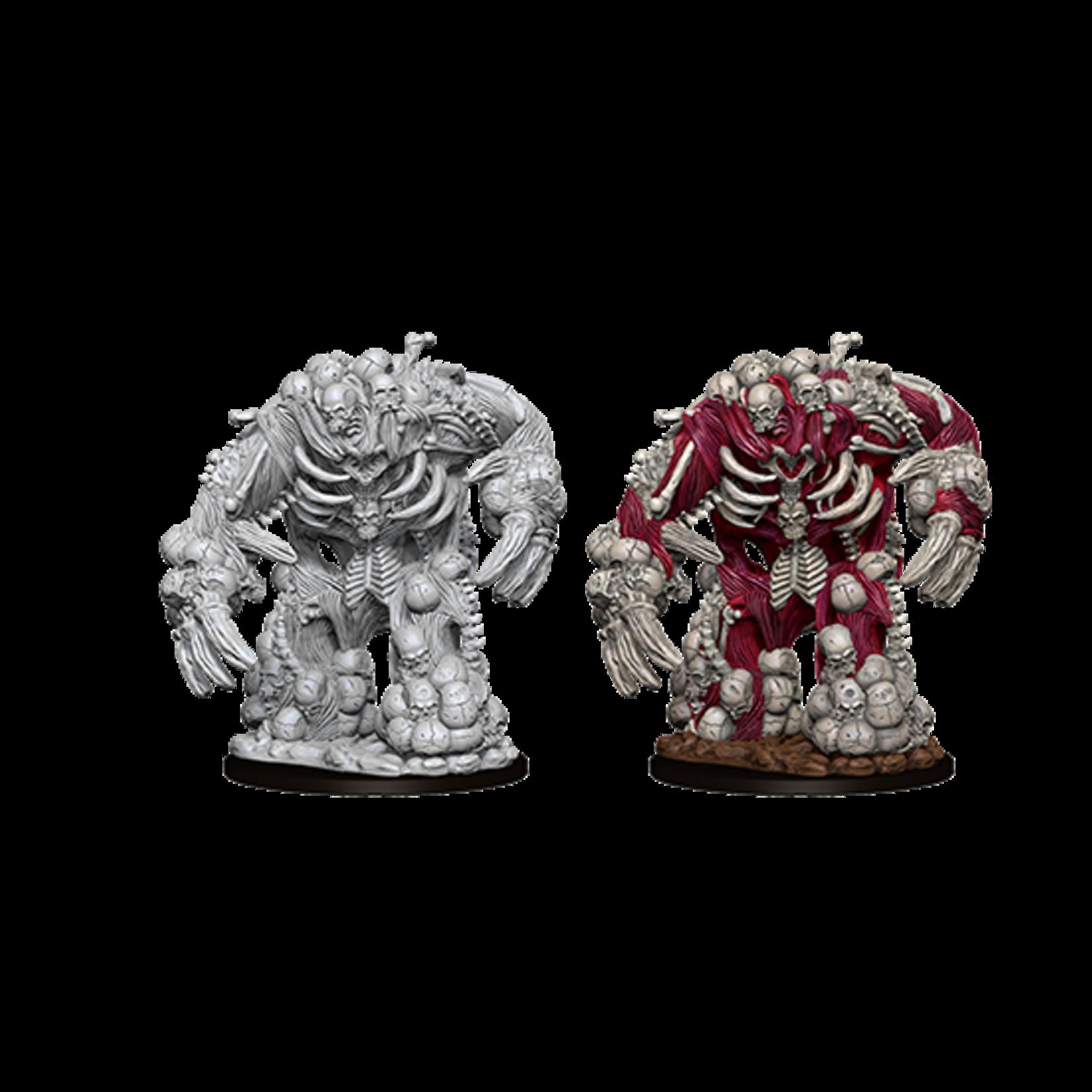 WizKids Wizkids Pathfinder Deep Cuts Miniatures: Bone Golem (W12)