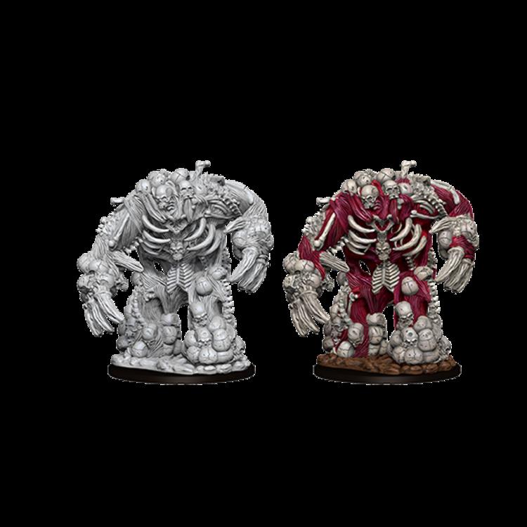 WizKids Wizkids Pathfinder Deep Cuts Miniatures: Bone Golem (W10)