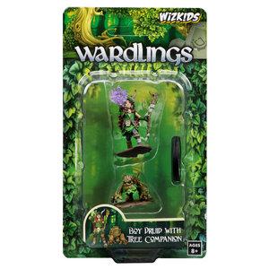 WizKids WizKids Wardlings: Boy Druid & Tree Companion (W1)